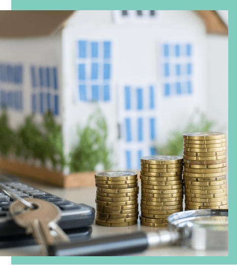 Mortgage for commercial building