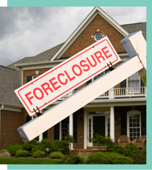 buy home with foreclosure