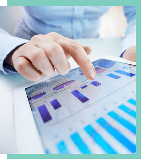 a person analysis the picture of project financing