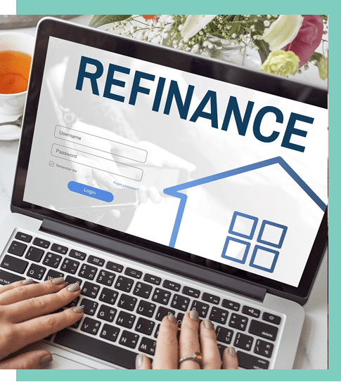 hime refinance picture on Laptop